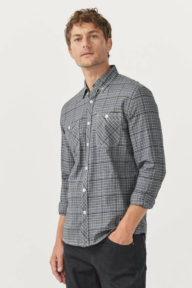 Ellos Ternet skjorte med button down-krave