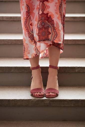 Heeled Block -sandaletit