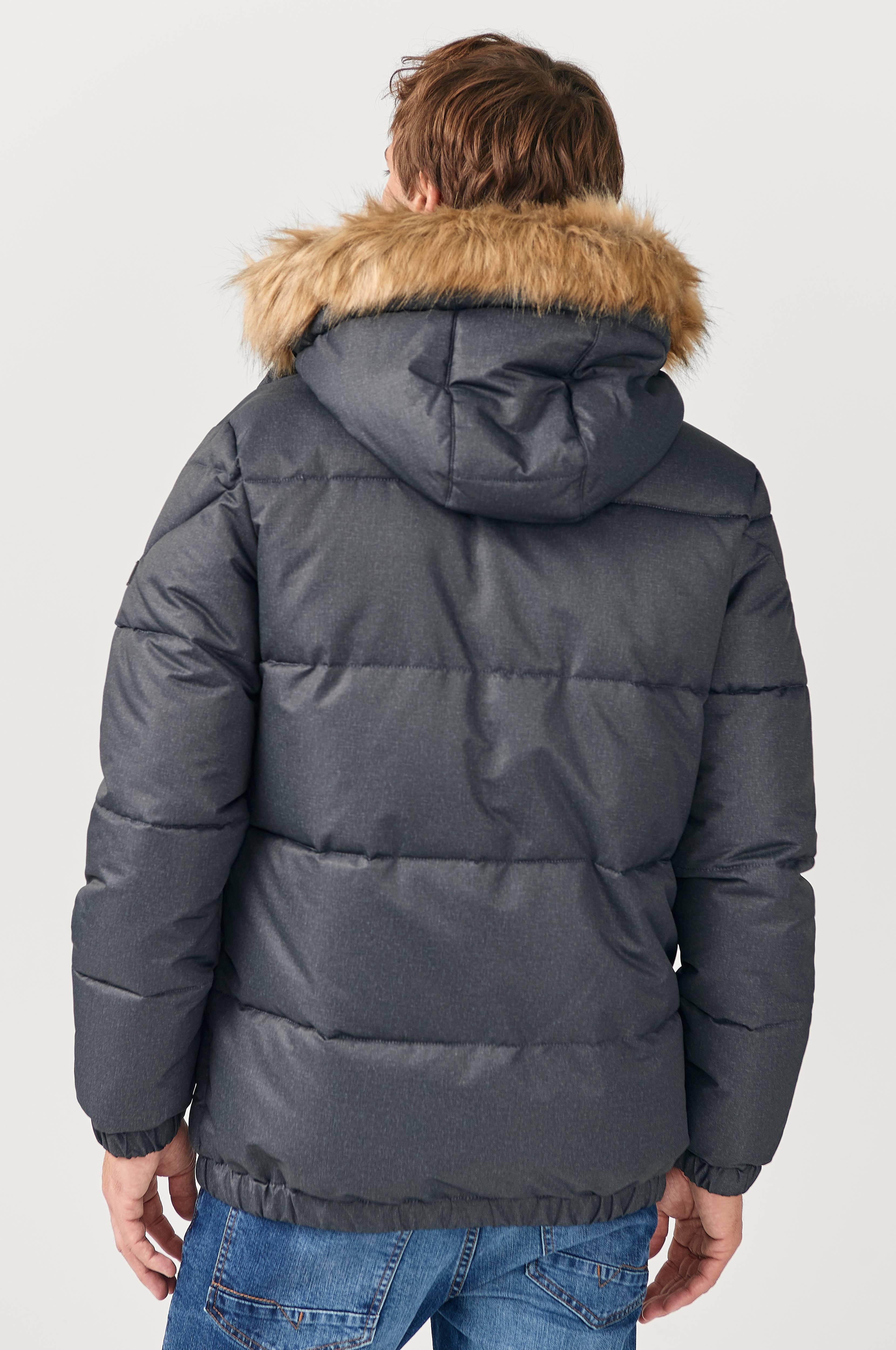 Ellos ON OUR TERMS Jakke Grå Dunjakker & vatterte jakker