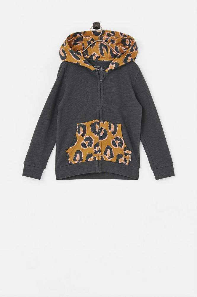 Milly & Willy Sweatshirt Hood