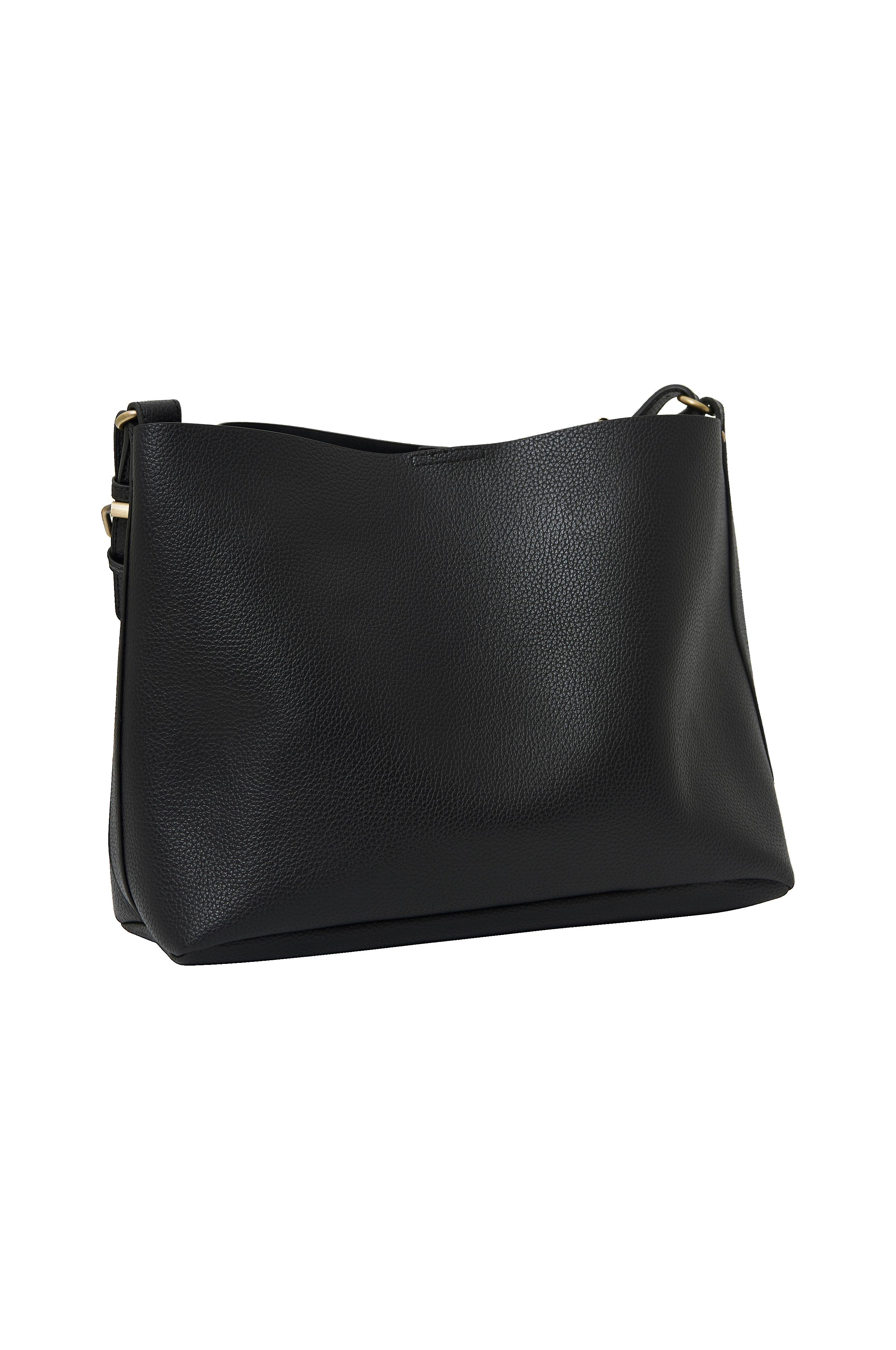 Ellos Collection Veske Bag Everyday Svart Håndvesker