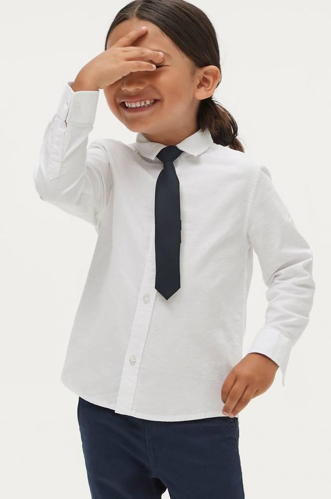 Ellos Skjorte Adel med slips