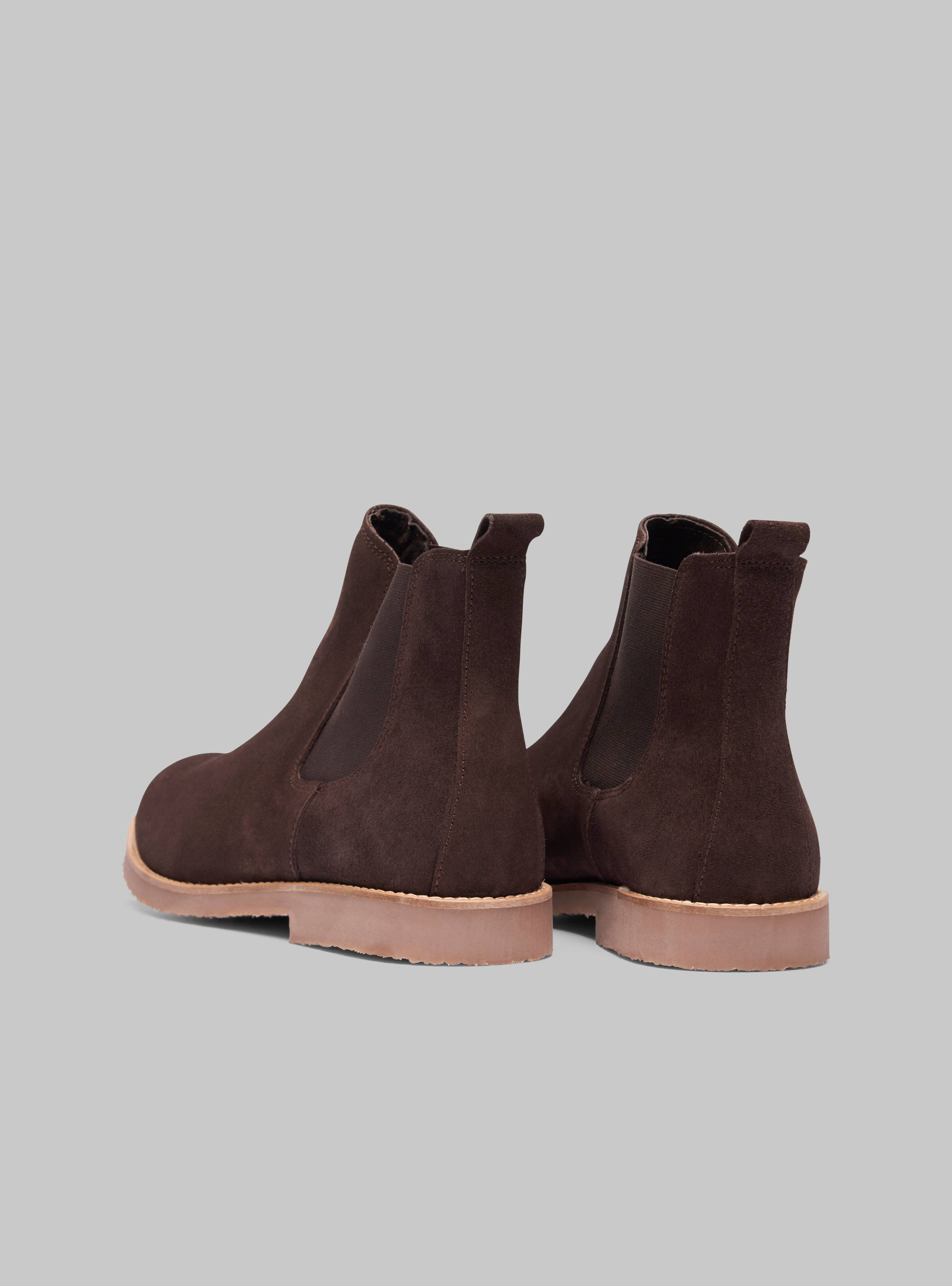 Boots Desert Chelsea Boots