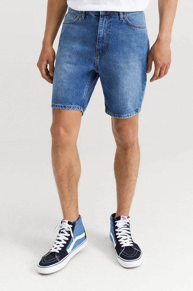 Studio Total Denimshorts Clean Denim Shorts