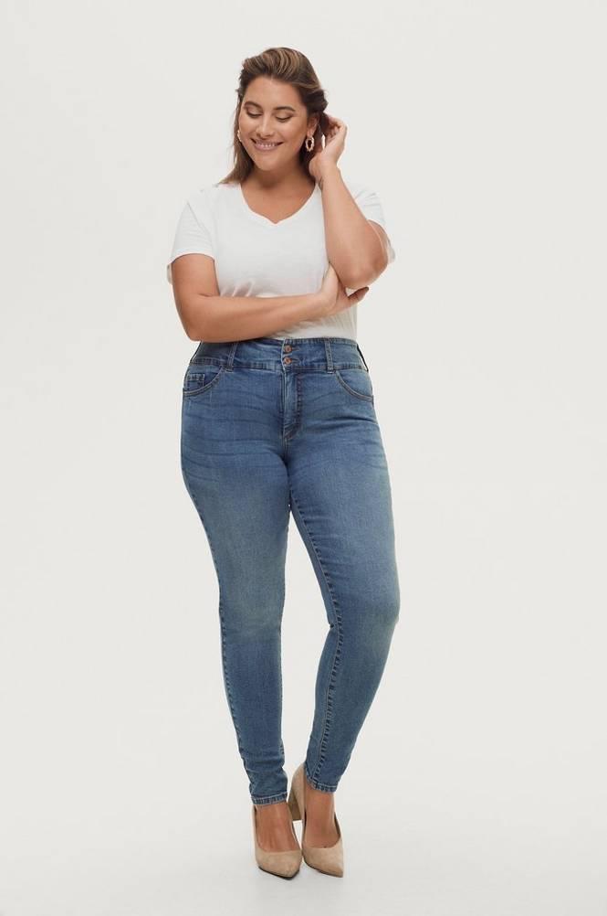 Ellos Jeans Donna med shapingeffekt