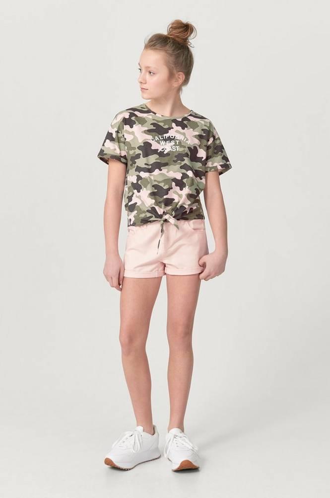 Ellos Shorts Lucy Twill Shorts