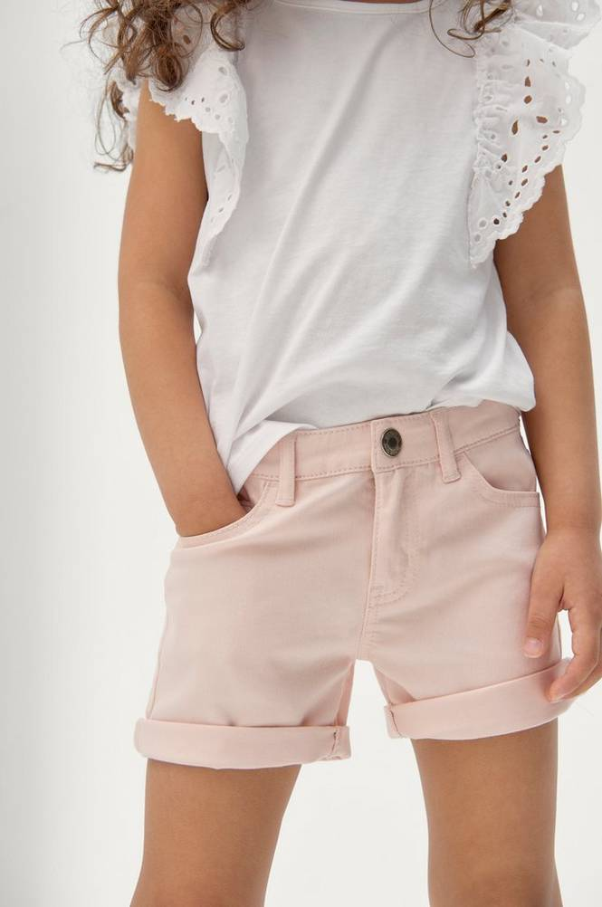 Ellos Lucy Twill Shorts small girl