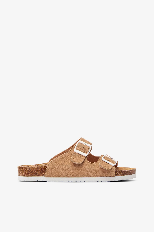 Ellos - Sandal Two Straps - Natur