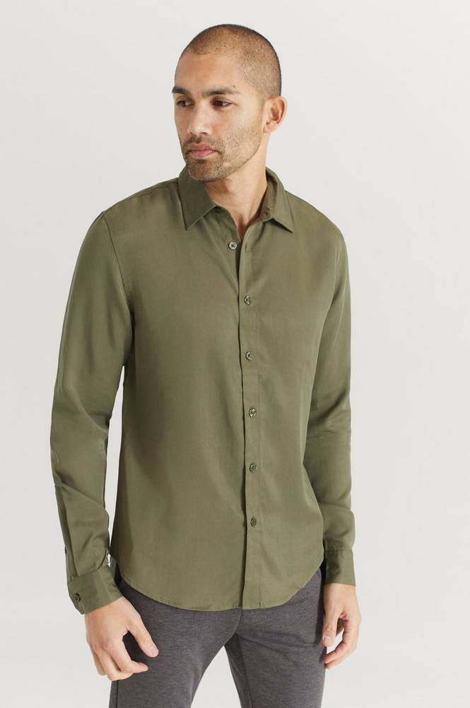 Studio Total Skjorte Favourite Lyocell Shirt