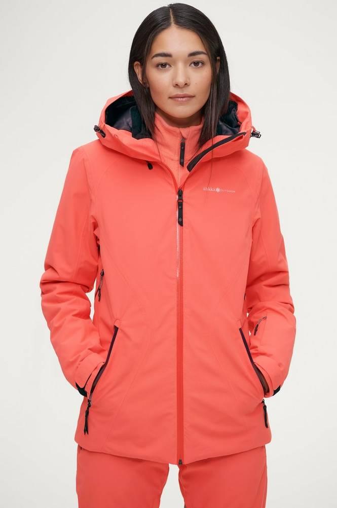 Áhkká Skijakke Ski Jacket W, vind- og vandtæt