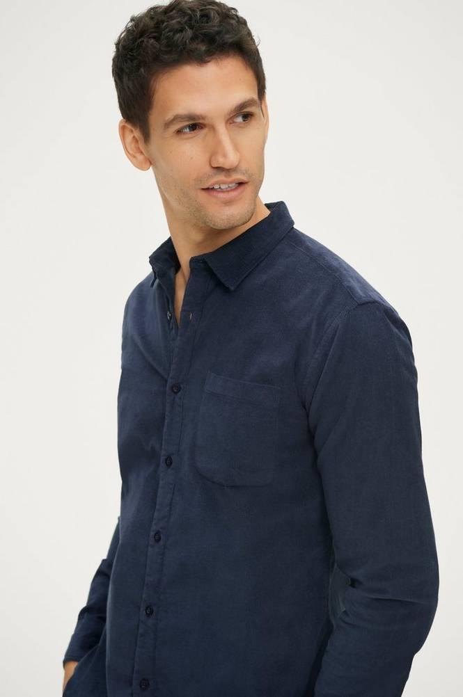 Ellos Fløjlsskjorte Varick