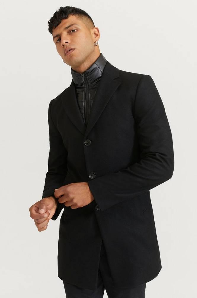 Studio Total Frakke Slim Collar Coat