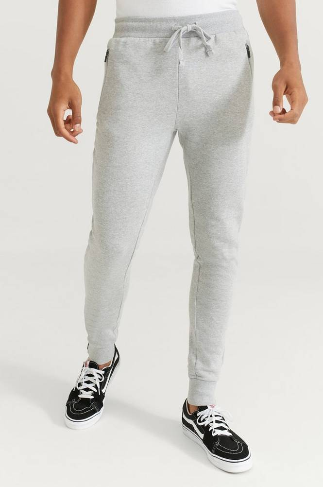 William Baxter Joggers Skinny Zip Sweatpants