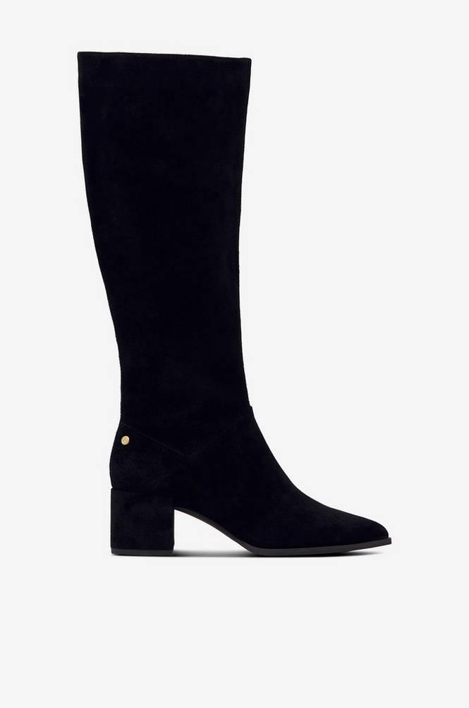 Agnes Cecilia Støvler AC High Boot Block Heel