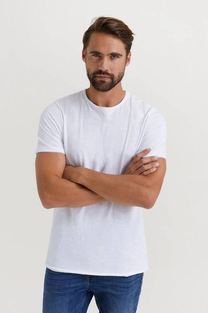 Studio Total T-shirt 4-pack Raw Tee