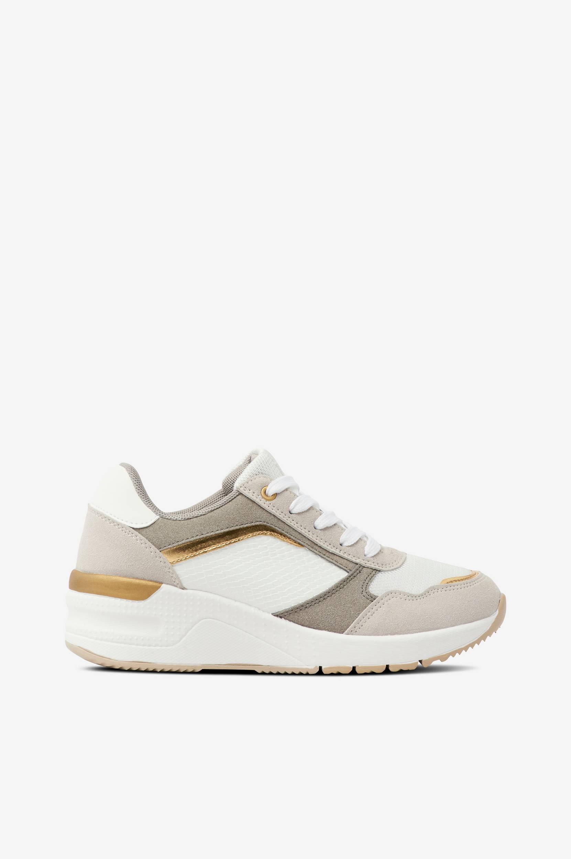 Ellos - Sneakers Bastia - Natur