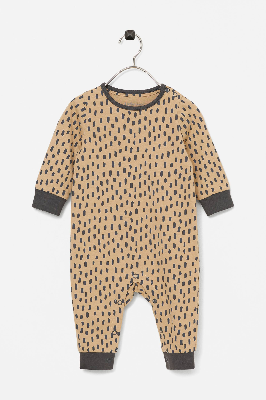 Ellos - Sparkdräkt Shae Baby Jumpsuit - Natur