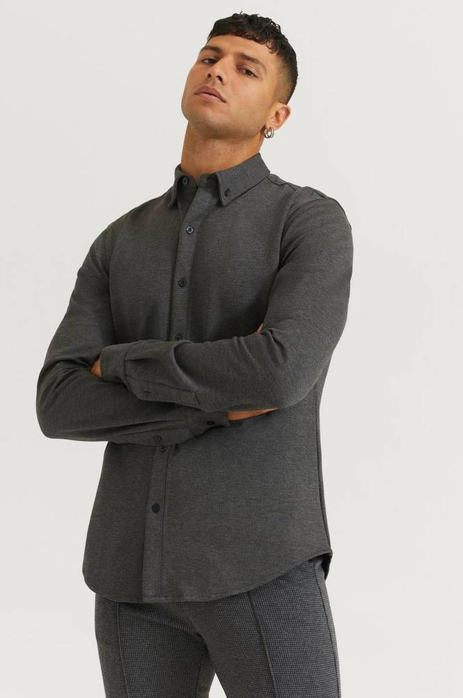 Studio Total Skjorte Soft Jersey Shirt
