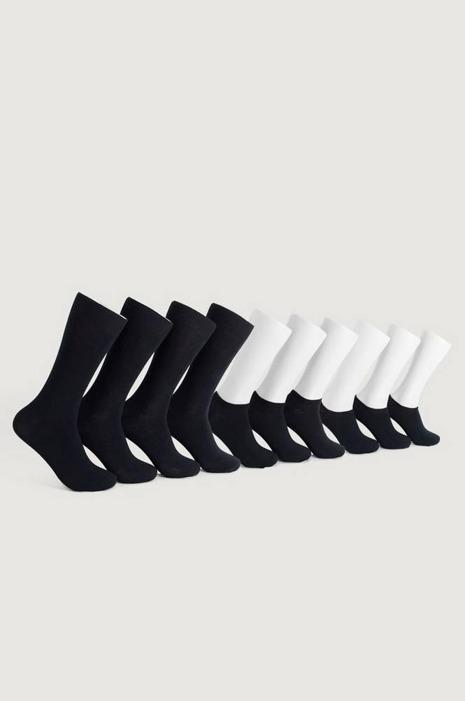 Studio Total Strømper 10-pak Mixed Socks