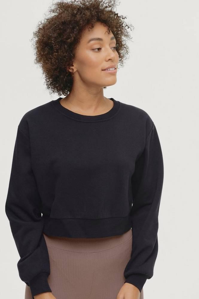 Ellos Sweatshirt Cora Cropped