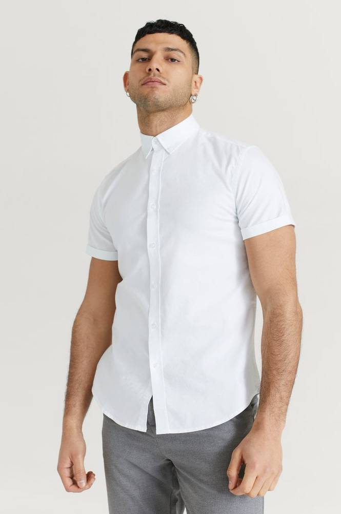 Studio Total Skjorte Melker Short Sleeve Shirt