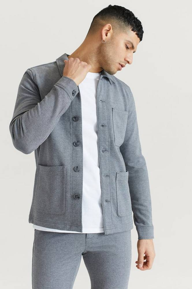 Studio Total Soft Overshirt