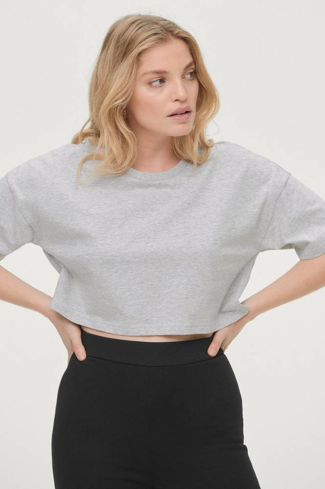 Ellos Top Jolie Cropped Top