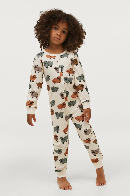 Milly & Willy - Pyjamas Reed - Natur