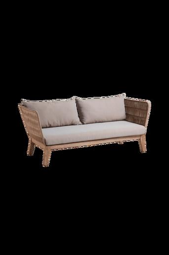 3:n istuttava BELLANO-sohva