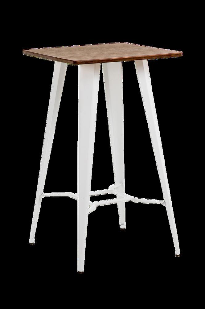 MALIBU bord 60×60 metall