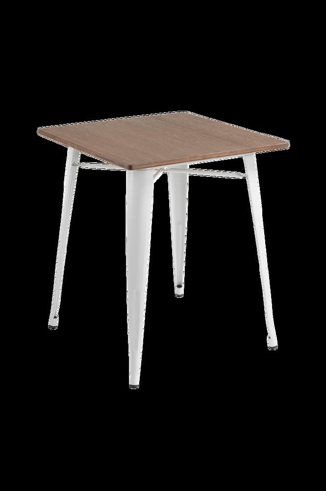 MALIBU bord 80×80 cm