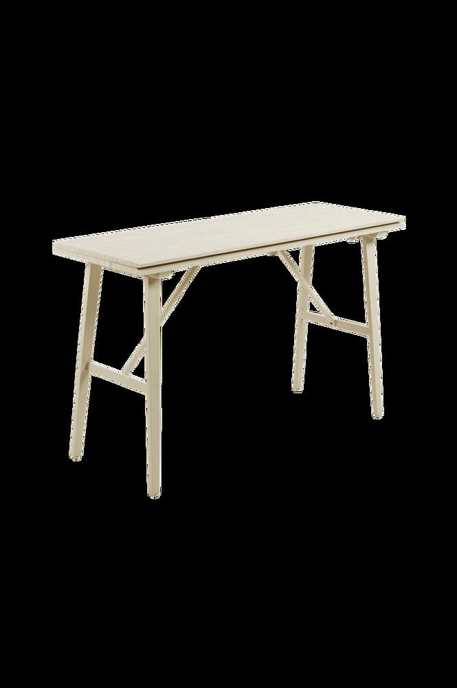 ARYON avlastningsbord 130 x 45(90) cm
