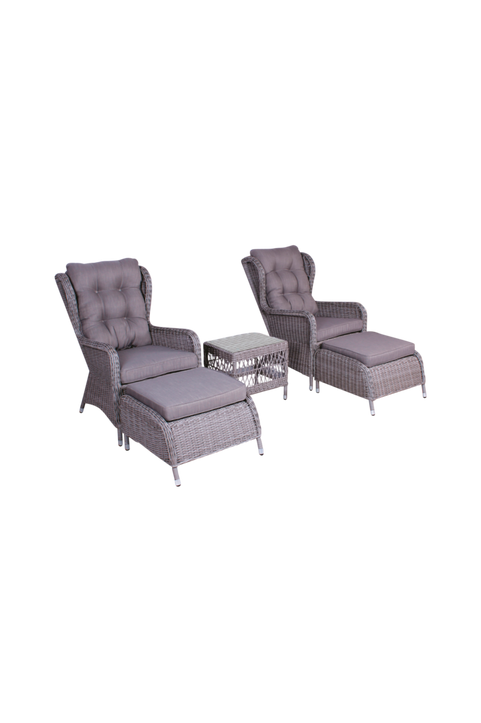 WASHINGTON fällbart lounge set