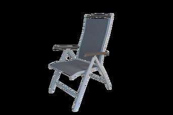 ALBANY-tuoli, jossa käsinojat