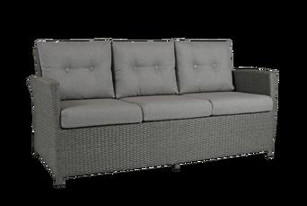 3:n istuttava SOHO-sohva