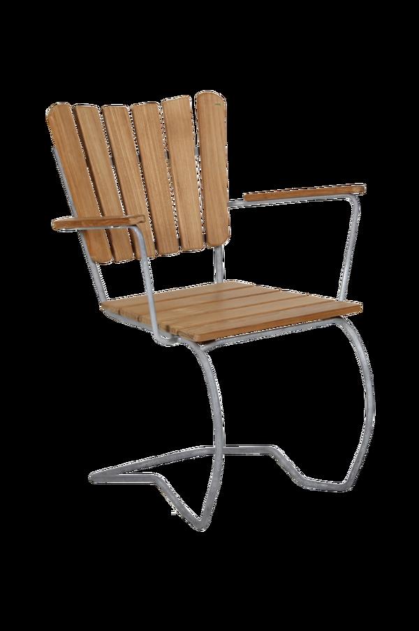 Bilde av 56:an Teak stol 4-pk - 19627