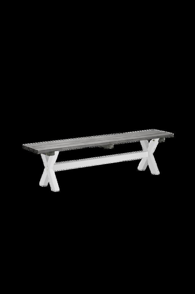 SHABBY CHIC bänk 40×180 cm