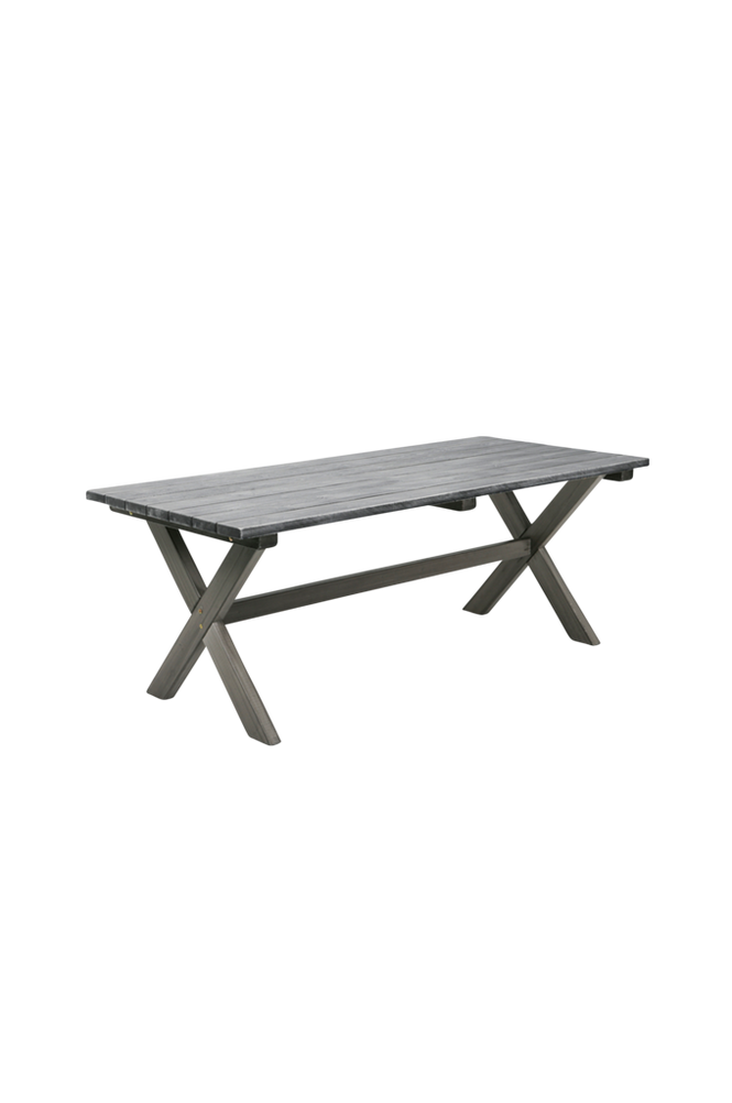 SHABBY CHIC bord 86×195 cm