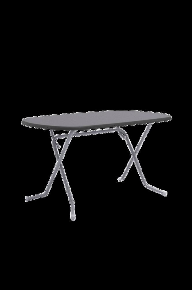 EREDU campingbord 132×90 cm