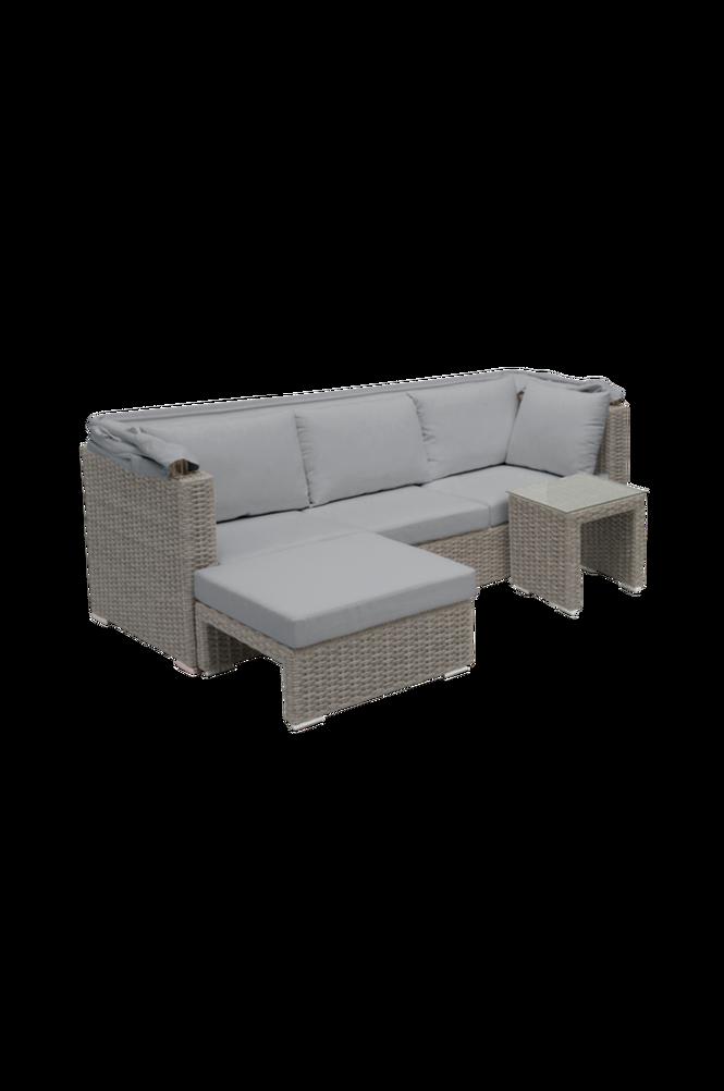 HOBART soffa 3-sits
