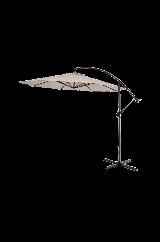 Hillerstorp - SIDEWINDER 300 parasoll - Natur