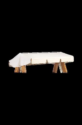 Puutarhakeinun katos 191x125 cm