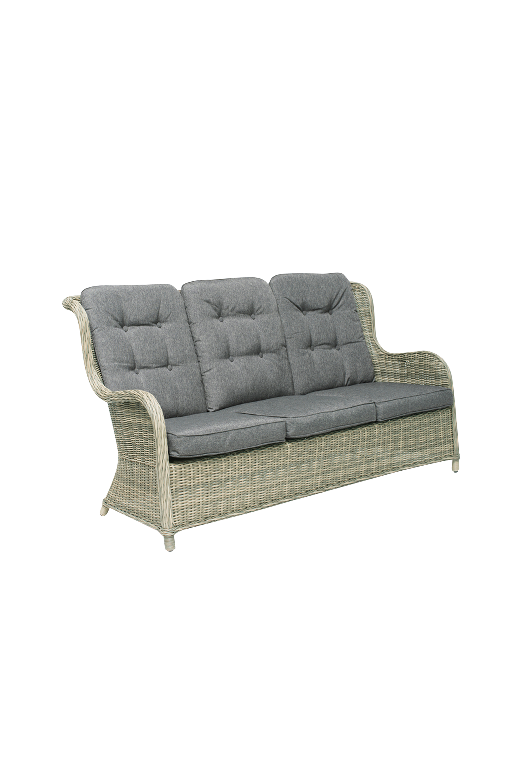 Hillerstorp - HAMPTON soffa 3-sits - Natur