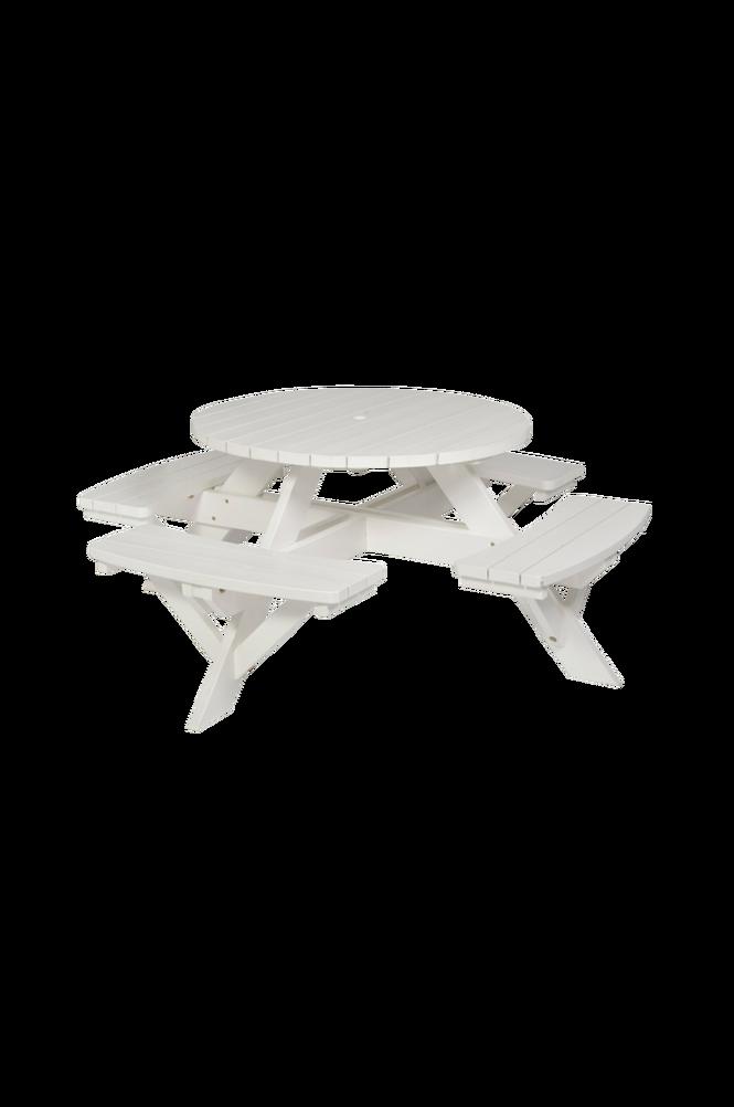 Picnic bord Ø110 cm