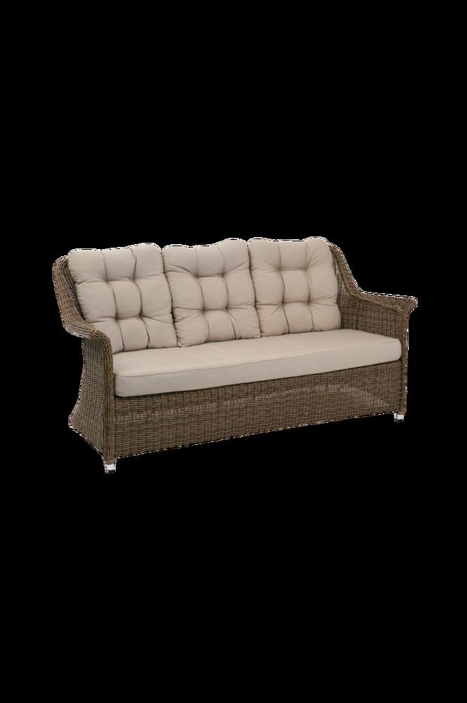 ALCUDIA soffa 3-sits