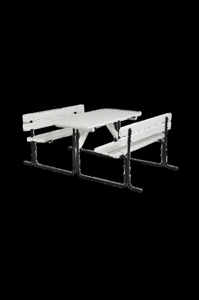 Picnicbord med bänk