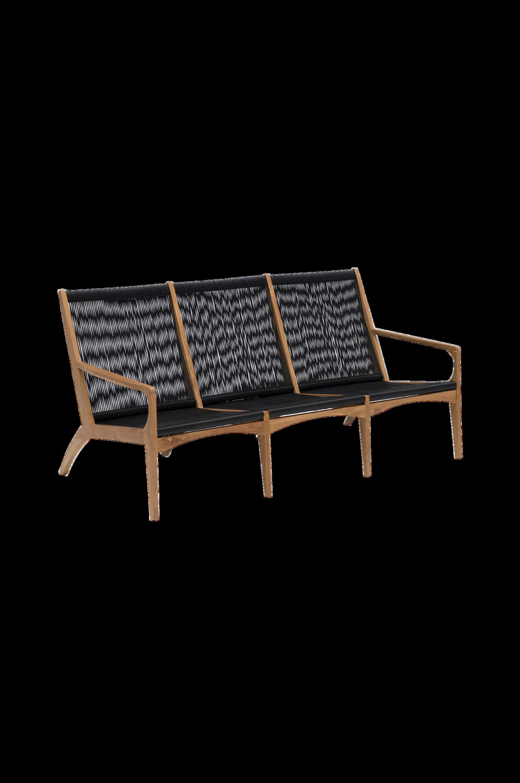 Ardernäs-sohva, 3:n istuttava
