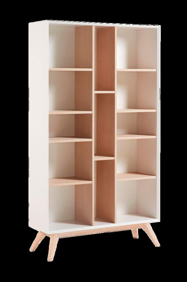 Bilde av QUATRE bokhylle 104x184 cm