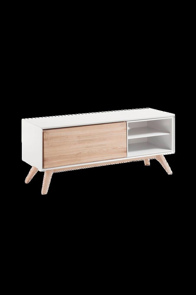 QUATRE TV-bänk 134×56 cm