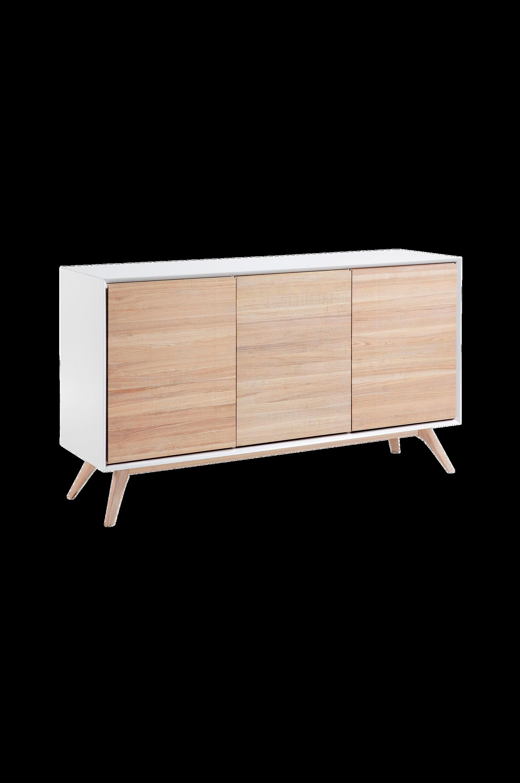 Kave Home - QUATRE sideboard 154x88 cm - Natur